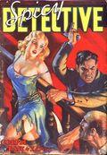 Spicy Detective Stories (1934-1942 Culture Publications) Pulp Vol. 9 #3