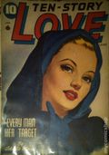 Ten-Story Love (1937-1951 Ace) Pulp Vol. 21 #2