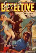Spicy Detective Stories (1934-1942 Culture Publications) Pulp Vol. 9 #6