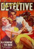 Spicy Detective Stories (1934-1942 Culture Publications) Pulp Vol. 10 #1