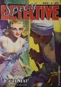 Spicy Detective Stories (1934-1942 Culture Publications) Pulp Vol. 10 #2