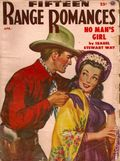 Fifteen Range Romances (1953-1954 Popular Publications) Pulp Vol. 2 #1