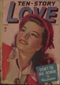 Ten-Story Love (1937-1951 Ace) Pulp Vol. 24 #3