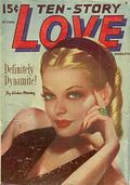 Ten-Story Love (1937-1951 Ace) Pulp Vol. 26 #3