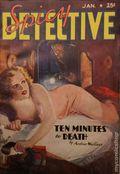 Spicy Detective Stories (1934-1942 Culture Publications) Pulp Vol. 10 #3