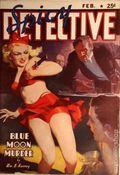 Spicy Detective Stories (1934-1942 Culture Publications) Pulp Vol. 10 #4