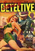 Spicy Detective Stories (1934-1942 Culture Publications) Pulp Vol. 10 #5