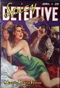 Spicy Detective Stories (1934-1942 Culture Publications) Pulp Vol. 10 #6