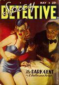 Spicy Detective Stories (1934-1942 Culture Publications) Pulp Vol. 11 #1