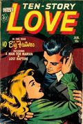 Ten-Story Love (1937-1951 Ace) Pulp Vol. 29 #6