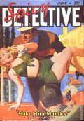 Spicy Detective Stories (1934-1942 Culture Publications) Pulp Vol. 11 #2