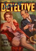 Spicy Detective Stories (1934-1942 Culture Publications) Pulp Vol. 11 #3