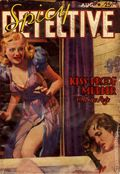 Spicy Detective Stories (1934-1942 Culture Publications) Pulp Vol. 11 #4