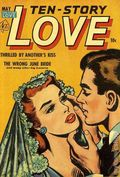 Ten-Story Love (1937-1951 Ace) Pulp Vol. 30 #2