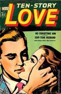 Ten-Story Love (1937-1951 Ace) Pulp Vol. 30 #4
