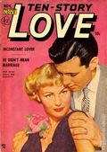 Ten-Story Love (1937-1951 Ace) Pulp Vol. 30 #5