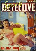 Spicy Detective Stories (1934-1942 Culture Publications) Pulp Vol. 12 #5