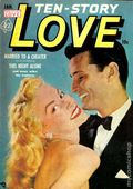 Ten-Story Love (1937-1951 Ace) Pulp Vol. 30 #6