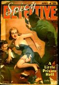 Spicy Detective Stories (1934-1942 Culture Publications) Pulp Vol. 12 #6