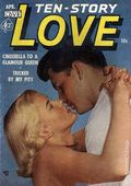 Ten-Story Love (1937-1951 Ace) Pulp Vol. 32 #2