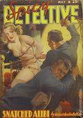 Spicy Detective Stories (1934-1942 Culture Publications) Pulp Vol. 13 #1