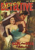 Spicy Detective Stories (1934-1942 Culture Publications) Pulp Vol. 13 #3