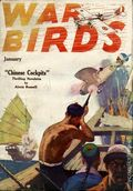 War Birds (1928-1937 Dell) Pulp Vol. 4 #12