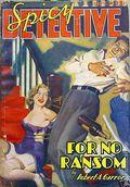 Spicy Detective Stories (1934-1942 Culture Publications) Pulp Vol. 13 #5