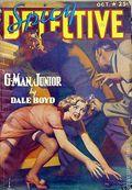 Spicy Detective Stories (1934-1942 Culture Publications) Pulp Vol. 13 #6