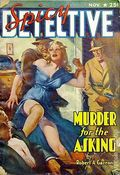 Spicy Detective Stories (1934-1942 Culture Publications) Pulp Vol. 14 #1