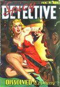 Spicy Detective Stories (1934-1942 Culture Publications) Pulp Vol. 14 #4