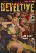Spicy Detective Stories (1934-1942 Culture Publications) Pulp Vol. 14 #5