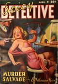 Spicy Detective Stories (1934-1942 Culture Publications) Pulp Vol. 14 #6