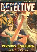 Spicy Detective Stories (1934-1942 Culture Publications) Pulp Vol. 15 #4