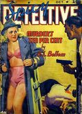 Spicy Detective Stories (1934-1942 Culture Publications) Pulp Vol. 15 #6