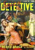 Spicy Detective Stories (1934-1942 Culture Publications) Pulp Vol. 16 #3