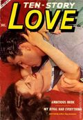 Ten-Story Love (1937-1951 Ace) Pulp Vol. 32 #6