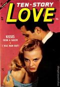 Ten-Story Love (1937-1951 Ace) Pulp Vol. 34 #3