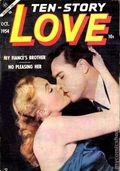 Ten-Story Love (1937-1951 Ace) Pulp Vol. 34 #6
