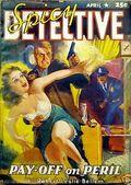 Spicy Detective Stories (1934-1942 Culture Publications) Pulp Vol. 16 #6