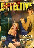 Spicy Detective Stories (1934-1942 Culture Publications) Pulp Vol. 17 #4