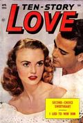 Ten-Story Love (1937-1951 Ace) Pulp Vol. 35 #3