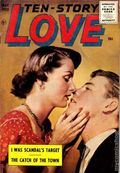 Ten-Story Love (1937-1951 Ace) Pulp Vol. 35 #4