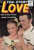 Ten-Story Love (1937-1951 Ace) Pulp Vol. 35 #5