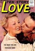 Ten-Story Love (1937-1951 Ace) Pulp Vol. 35 #6