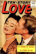 Ten-Story Love (1937-1951 Ace) Pulp Vol. 36 #1