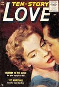 Ten-Story Love (1937-1951 Ace) Pulp Vol. 36 #2