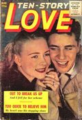Ten-Story Love (1937-1951 Ace) Pulp Vol. 36 #3