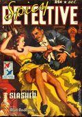 Spicy Detective Stories (1934-1942 Culture Publications) Pulp Vol. 18 #2