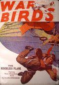 War Birds (1928-1937 Dell) Pulp Vol. 9 #26